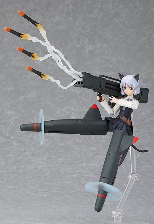 figma Strike Witches Sanya V. Litvyak