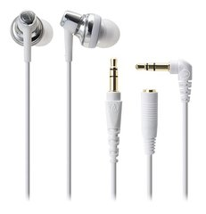 audio-technica/Inner Ear Headphone/ATH-CKM500 WH White