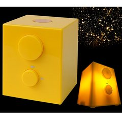 MIXSTYLE BATH PLANETARIUM COLOR-Yellow