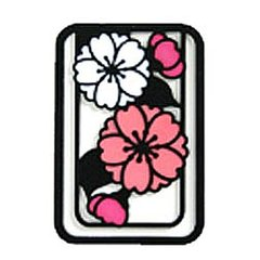 Ancient City Flower Clip Bookmarker Prunus Lannesiana (Yae Sakura)