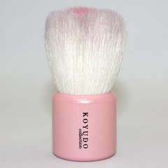 Flower Facial Cleansing Brush Violet Pearl Pink