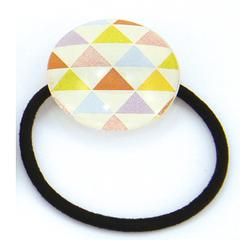 Yumekomachi Hair Elastic Triangle