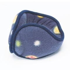Candy Pattern Fleece Earmuffs
