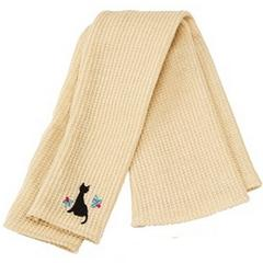 Embroidered Arm Warmer Cat