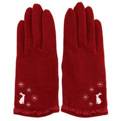 Japanesque Gloves Snow Rabbit