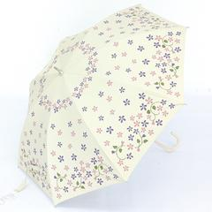 Otenki Komachi Umbrella (Rain & Shine) Flower and Vine
