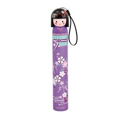 Maiko Folding Umbrella / Cherry Blossom and Fuji