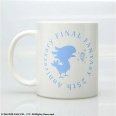 Final Fantasy 25th Anniversary Mug Cup