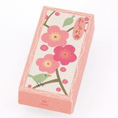 Plum Blossom (Ume) Incense Sticks