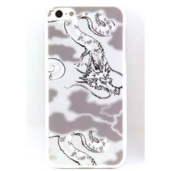 Cloud and Dragon Pattern iPhone 5 Case