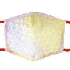 Fashionable Gauze Mask Flax Ornament