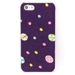 Chirimen Candy Pattern iPhone 5 Case