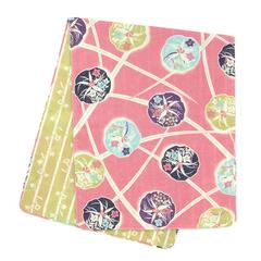 Double-Sided Gauze Hand Towel (Tenugui) / Morning Glory