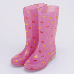 Rain Boots Candy Dot (purple)