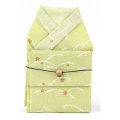 Ikikomachi Tenugui Handkerchief / Rabbit and Lawn