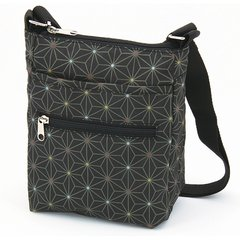 Shoulder Bag Hemp Leaves