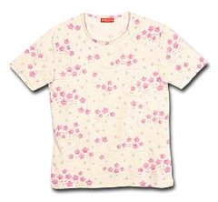 Stream x Dots Chirashi T-Shirt