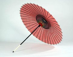 Sprinkled Sakura Large Washi Parasol