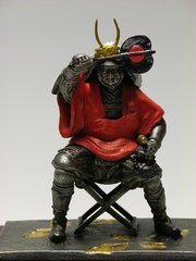 Takeda Shingen Figure