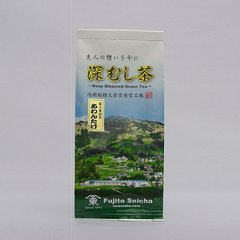 "Deep-Steamed Tea ""Fujito Brand Tea Awantake"""
