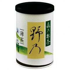 Mori no Matcha (Powdered Tea) Nono Paper Canned Tea 40g