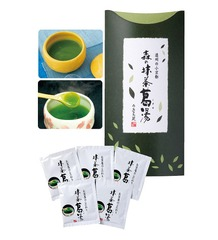 Kudzu Starch Gruel w/ Matcha (Powdered Tea) (20g x 5)