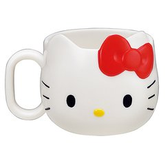 Hello Kitty/ N Die-Cut Mug