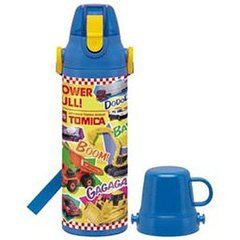 TOMICA / 2-Way Stainless Bottle 600ml