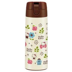 Hello Kitty (Scandinavian Taste) One-Touch Stainless Mug Bottle w/ Lock 350ml