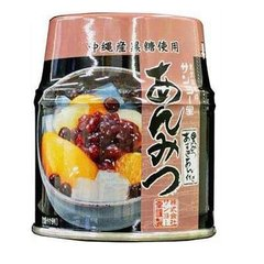 Seet Bean Paste Parfait with Black Sugar Syrup and Red Bean Paste