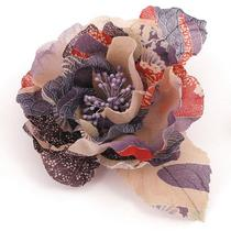 Antique Rose Corsage