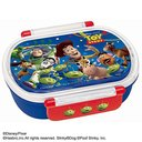 Toy Story11 /Dishwasher Safe Slim Lunch Box (Round Shape)