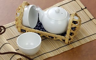 Bamboo Tea Ceremony Sets
