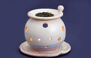 Tea Incense Burner